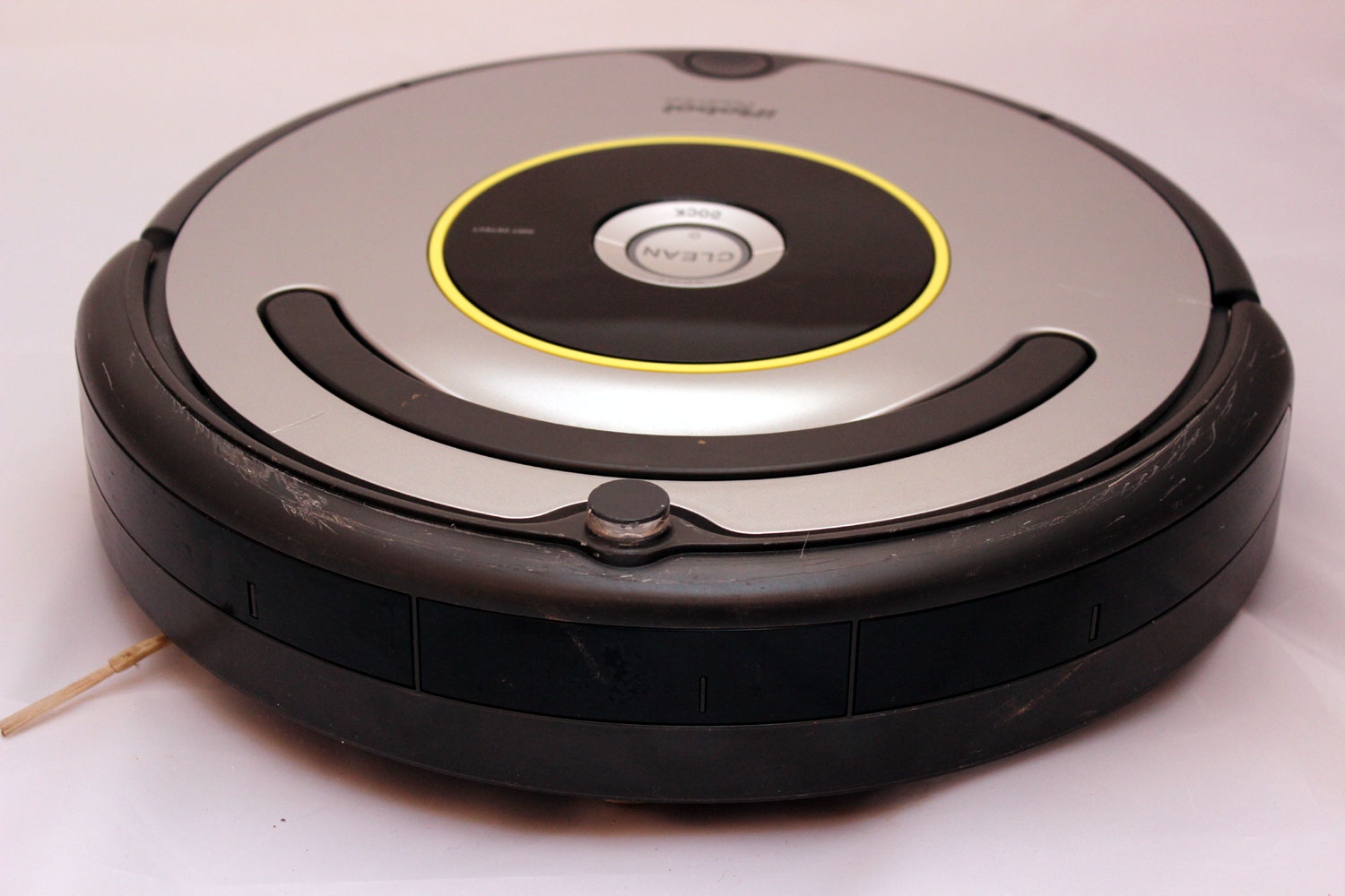 news sauberes kerlchen der irobot roomba 630 im etest etest. Black Bedroom Furniture Sets. Home Design Ideas